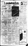 Lincolnshire Echo Friday 06 March 1936 Page 1