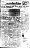 Lincolnshire Echo Friday 13 March 1936 Page 1
