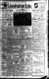 Lincolnshire Echo Tuesday 23 June 1936 Page 1