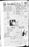 Lincolnshire Echo Monday 02 February 1948 Page 1