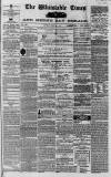 Whitstable Times and Herne Bay Herald Saturday 02 February 1867 Page 1