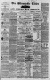 Whitstable Times and Herne Bay Herald Saturday 09 February 1867 Page 1