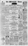 Whitstable Times and Herne Bay Herald Saturday 03 October 1874 Page 1