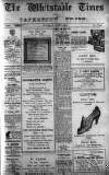 Whitstable Times and Herne Bay Herald Saturday 04 June 1921 Page 1