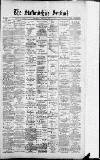 Staffordshire Sentinel Thursday 03 January 1889 Page 1