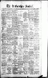 Staffordshire Sentinel Thursday 04 July 1889 Page 1
