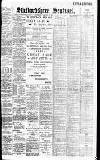 Staffordshire Sentinel Wednesday 21 January 1903 Page 1