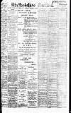 Staffordshire Sentinel Friday 20 February 1903 Page 1