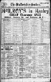 Staffordshire Sentinel Thursday 06 January 1910 Page 1