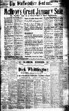 Staffordshire Sentinel Tuesday 02 January 1917 Page 1