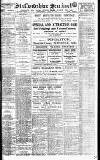 Staffordshire Sentinel Wednesday 08 June 1921 Page 1