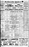 Staffordshire Sentinel Saturday 11 June 1921 Page 1