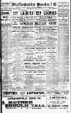 Staffordshire Sentinel Saturday 18 June 1921 Page 1