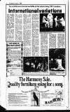 Lichfield Mercury Friday 01 January 1988 Page 8