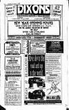Lichfield Mercury Friday 01 January 1988 Page 40