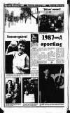 Lichfield Mercury Friday 01 January 1988 Page 54