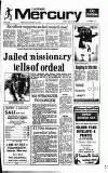 Lichfield Mercury Friday 27 May 1988 Page 1