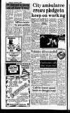 Lichfield Mercury Friday 01 December 1989 Page 2