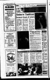 Lichfield Mercury Friday 01 December 1989 Page 22