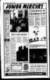 Lichfield Mercury Friday 01 December 1989 Page 48