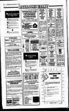 Lichfield Mercury Friday 01 December 1989 Page 52