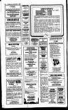 Lichfield Mercury Friday 01 December 1989 Page 54