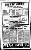 Lichfield Mercury Friday 01 December 1989 Page 60