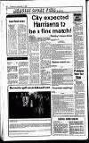 Lichfield Mercury Friday 01 December 1989 Page 70