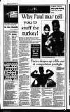 Lichfield Mercury Thursday 05 December 1996 Page 6