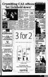Lichfield Mercury Thursday 05 December 1996 Page 13