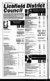Lichfield Mercury Thursday 05 December 1996 Page 22