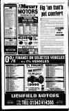 Lichfield Mercury Thursday 06 February 1997 Page 60