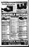 Lichfield Mercury Thursday 25 September 1997 Page 86