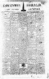 Coventry Herald Friday 24 June 1808 Page 1
