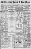 Coventry Herald Friday 21 January 1870 Page 1