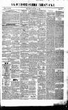 Gloucestershire Chronicle Saturday 18 January 1834 Page 1