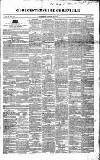 Gloucestershire Chronicle Saturday 09 August 1834 Page 1