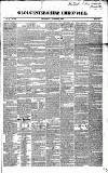 Gloucestershire Chronicle Saturday 23 August 1834 Page 1