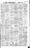 Gloucestershire Chronicle Saturday 08 January 1898 Page 1