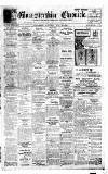 Gloucestershire Chronicle Saturday 10 June 1911 Page 1
