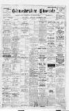 Gloucestershire Chronicle Saturday 04 November 1911 Page 1
