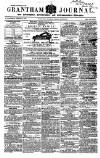 Grantham Journal Saturday 13 February 1858 Page 1