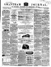 Grantham Journal Saturday 02 October 1858 Page 1