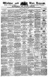 Windsor and Eton Express Saturday 01 January 1876 Page 1