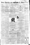 Herts Advertiser Saturday 06 January 1866 Page 1