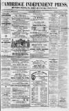 Cambridge Independent Press Saturday 24 December 1870 Page 1