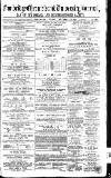 Cambridge Chronicle and Journal Saturday 10 December 1864 Page 1
