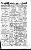 Cambridge Chronicle and Journal Saturday 18 February 1865 Page 1