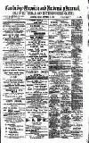 Cambridge Chronicle and Journal Friday 12 September 1884 Page 1