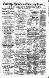 Cambridge Chronicle and Journal Friday 31 October 1884 Page 1